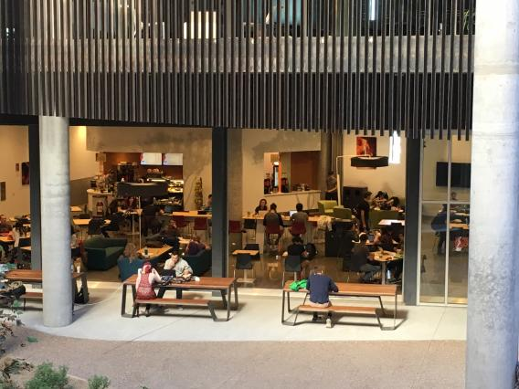 ENR2 Cafe Commons